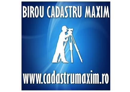 CADASTRU MAXIM SRL